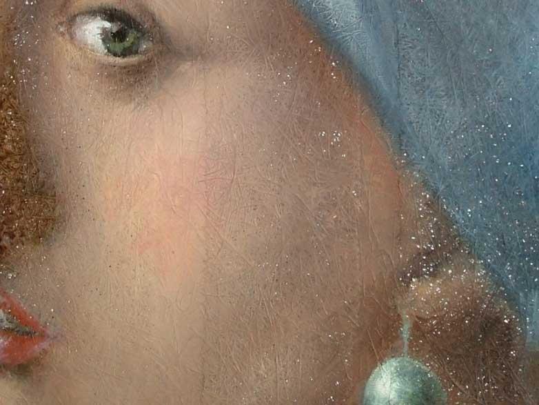 Inspired by Vermeer (Rome)