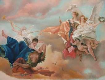 Ispirazione dal Tiepolo (Roma)